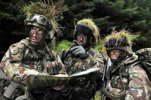 world soldiers ireland