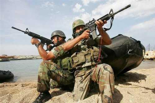world soldiers lebanon