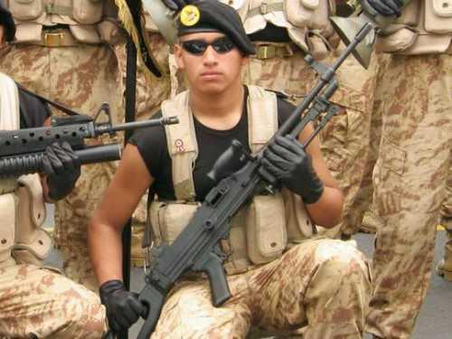 world soldiers peru