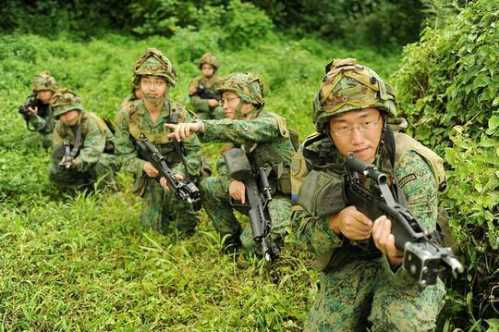 world soldiers singapore