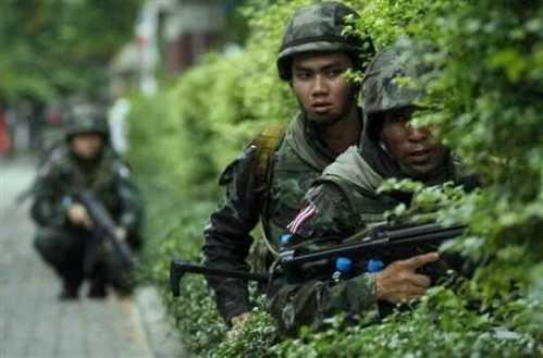 world soldiers thailand