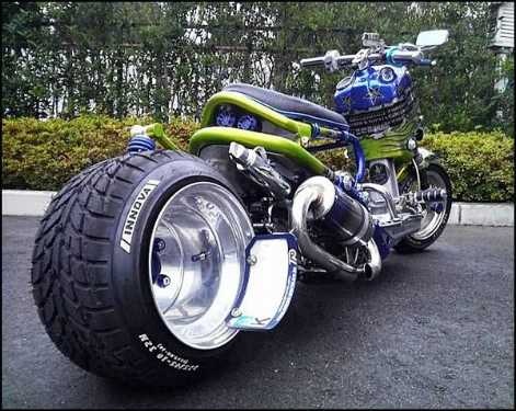 amazing customised scooters 1