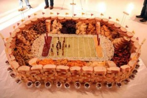 Amazing stadiums made with snacks [Fwd: Sharon Rajkumar]