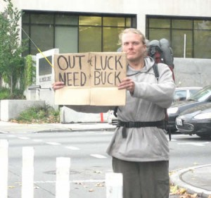 Funny homeless people [Fwd: Steve Stone]