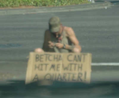 funny homeless people 10
