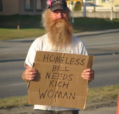 funny homeless people 7
