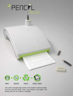 innovative pencil printer 1