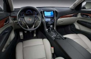 Cadillac ATS 2013 [Fwd: Serena]