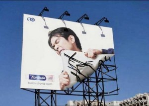 Creative Road Side Advertising &#8211; I [Fwd: Sharon Rajkumar]