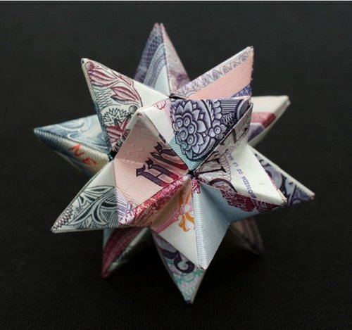money origami 2