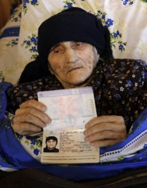 oldest woman 9