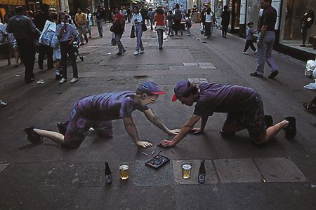 3d chalk art 12