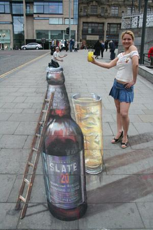 3d chalk art 2