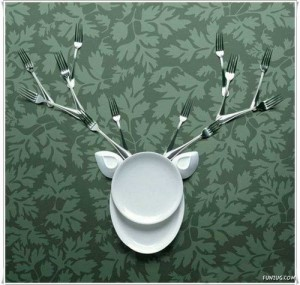 Creative Art from Crockery [Fwd: Sharon Rajkumar]