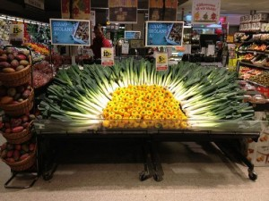 12 Artful Displays Of Vegetables [Fwd: Sharon Rajkumar]