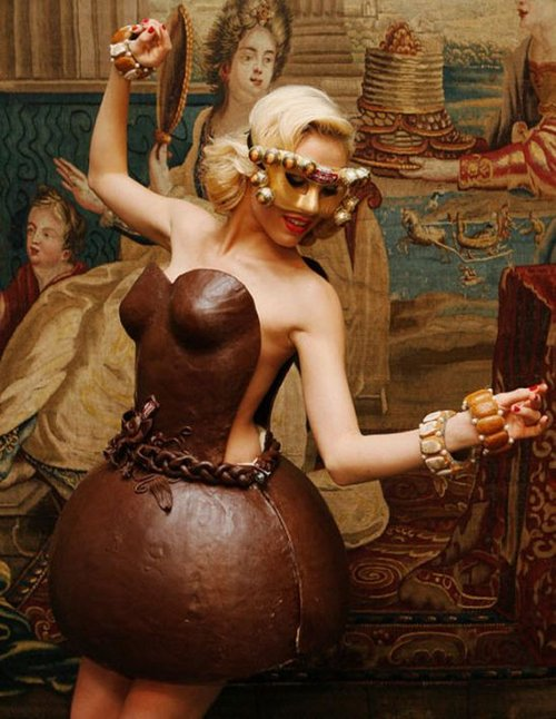 chocolate fashion 2
