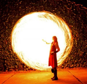 Captivating Fire Dancing Photos -II [Fwd: Sharon Rajkumar]