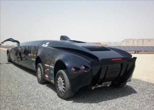 futuristic limo 13