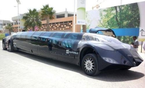 futuristic limo 4
