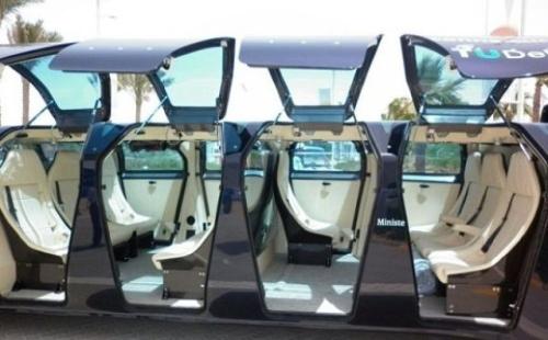 futuristic limo 7
