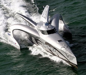 The fastest Eco Boat on the planet.. [Fwd: Sharon Rajkumar]