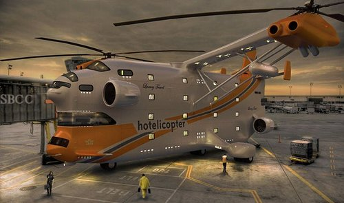 hotelicopter 4