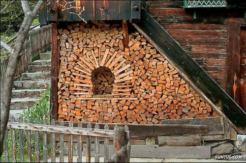stack firewood 2
