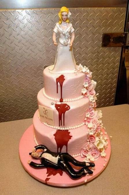 divorce Cakes 6