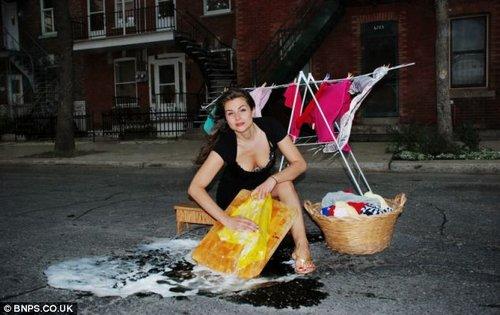 pothole art 3