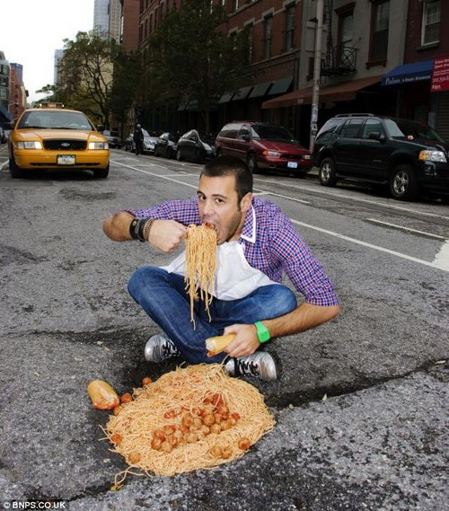 pothole art 7