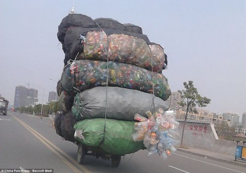 load transport in china 11