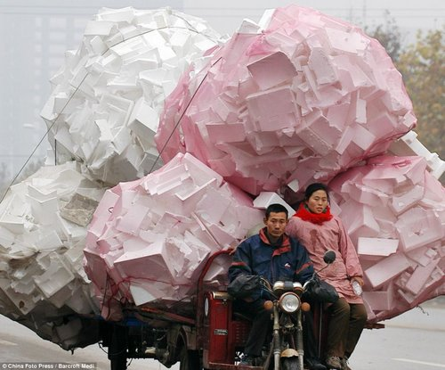 load transport in china 14
