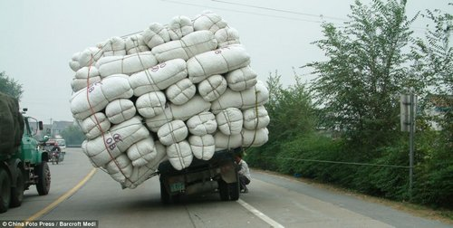 load transport in china 23