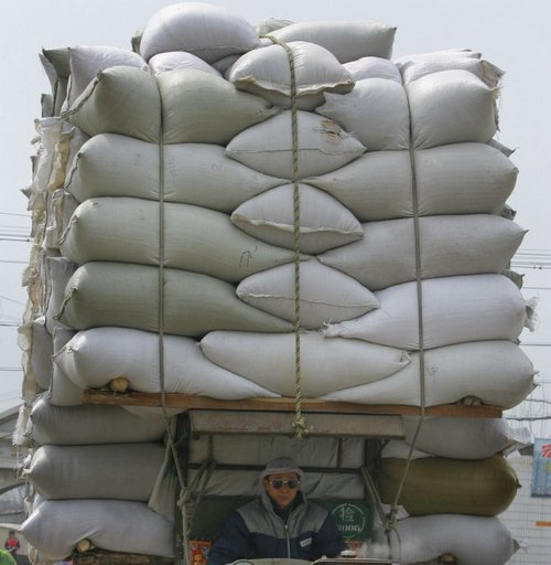 load transport in china 24