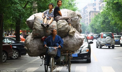 load transport in china 3