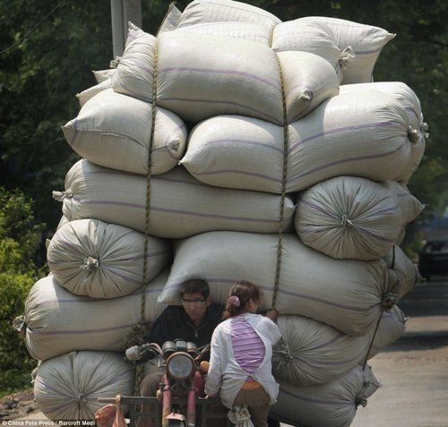load transport in china 5
