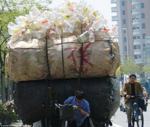 load transport in china 6