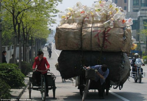 load transport in china 7