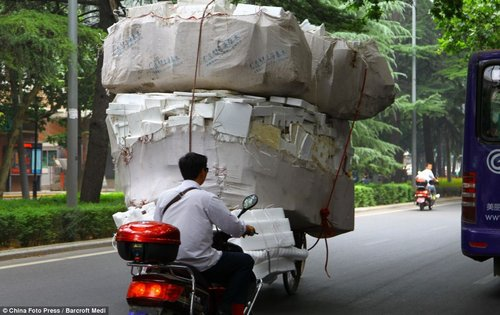 load transport in china 9