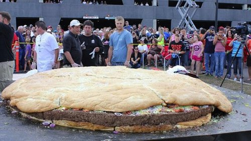 largest foods 1