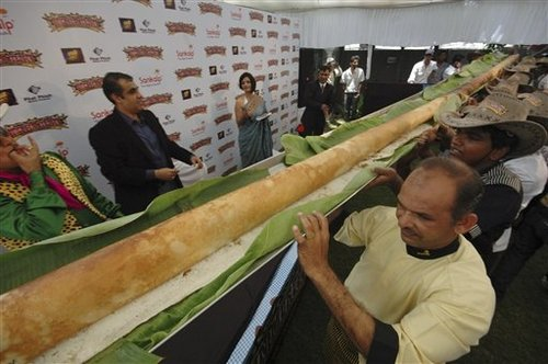 largest foods 8