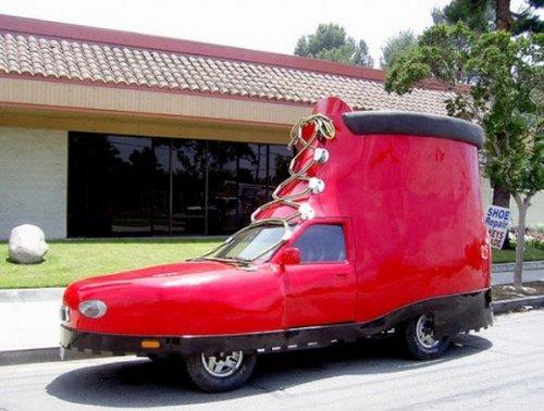 shoe car 7