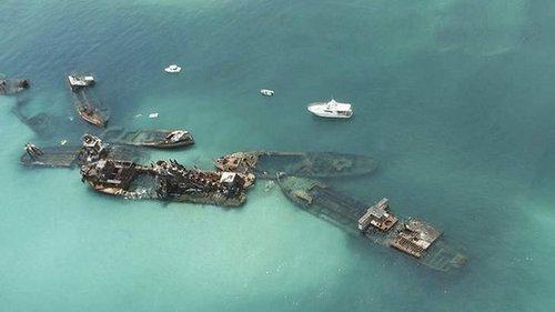 sunken ships 5