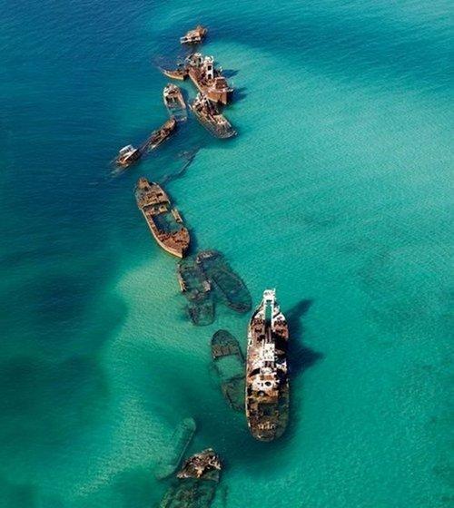 sunken ships 7