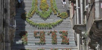 flower_pattern_on_stairs_1